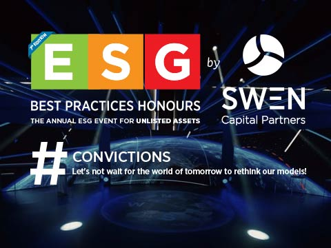 ESG Best Practices Honours by SWEN CP replay - Edition 2020